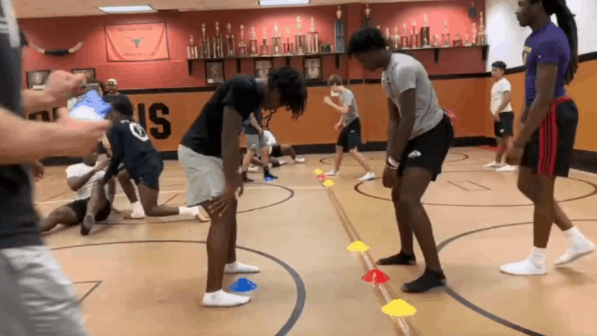 Warrior tackling drill rugby style tackling for football