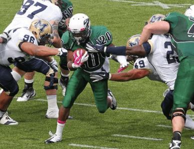 running back american football