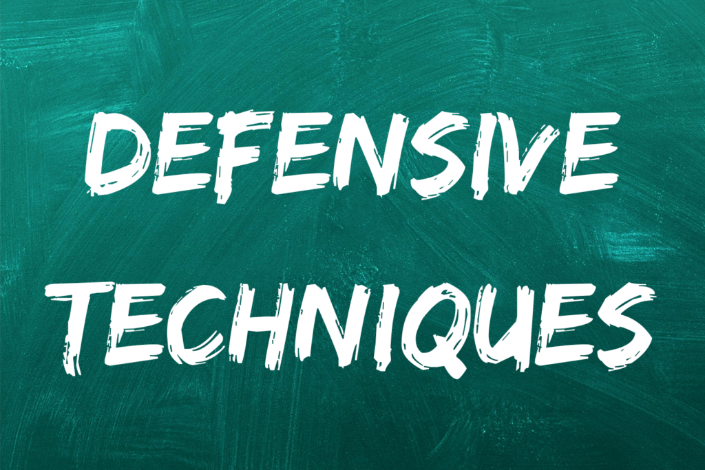 Defensive Techniques